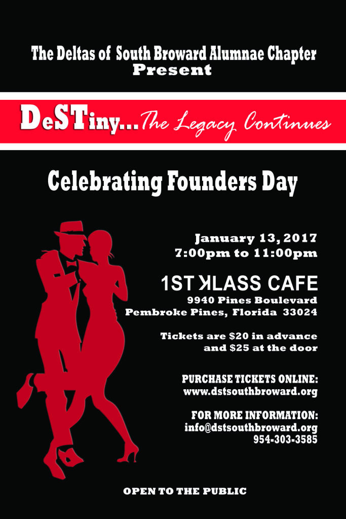Founders Day Postcard -  01132017